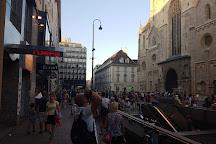 Stephansplatz, Vienna, Austria