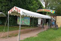 Lulu parc, Rochecorbon, France
