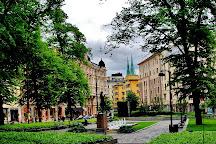 Dianapuisto, Helsinki, Finland