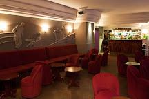 Cafe Berlin, Madrid, Spain