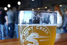 Stony Creek Brewery, Branford, United States