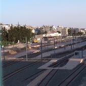 Железнодорожная станция  Athens
