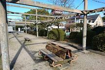 Shimetetsudo Memorial Park, Shime-machi, Japan