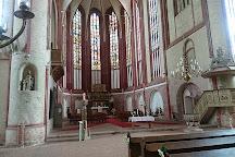 Wunderblutkirche St. Nikolai, Bad Wilsnack, Germany
