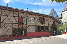 Boutique Gourmande Georges Blanc, Vonnas, France