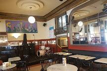 Cafe Central, Madrid, Spain