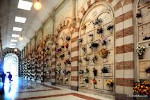 Monumental Cemetery, Milan, Italy