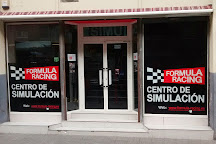 Formula Racing, Bilbao, Spain