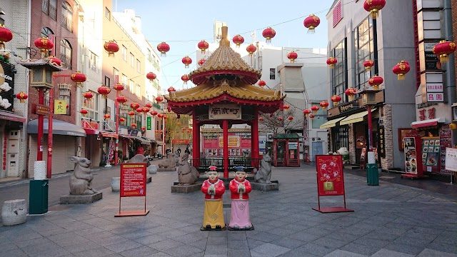Nankinmachi Square