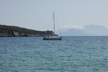 Ammoussa Beach, Lefkada, Greece