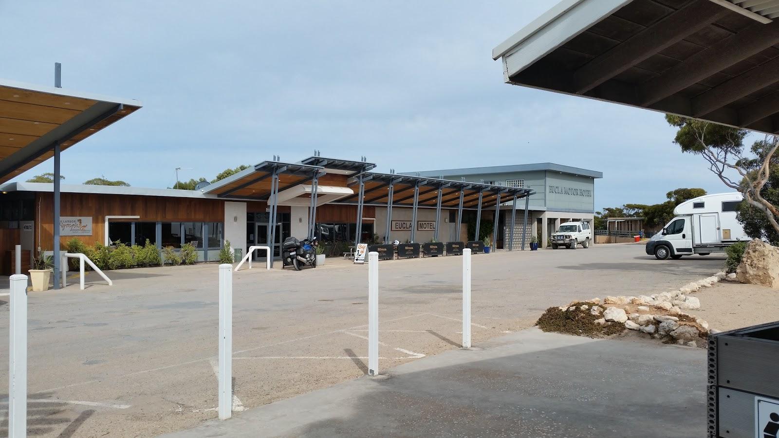 Eucla Motel And Caravan Park
