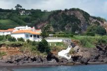 Parque de Campismo da Praia do Almoxarife, Horta, Portugal