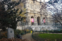 Statue du Marechal Moncey, Paris, France