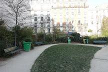 Square Francis Lemarque, Paris, France
