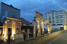 Portico del Foro, Merida, Spain
