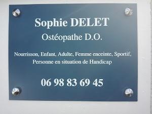 Cabinet d'Ostéopathie Pédiatrique et Sportive - Cugnaux - Sophie DELET