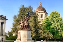 Washington State Capitol, Olympia, United States