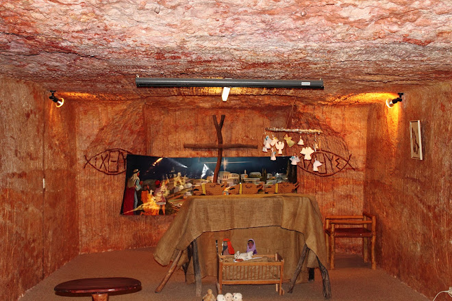Visit Serbian Orthodox Church on your trip to Coober Pedy or