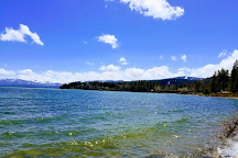 Commons Beach Park, Tahoe City, United States