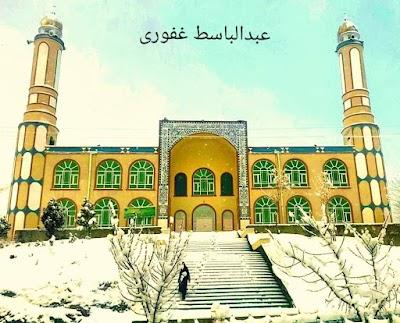 مسجد جامع خاتم النبین