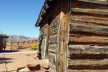 The Red Pueblo Museum, Fredonia, United States