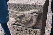 Grenen Kunstmuseum, Skagen, Denmark