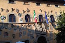 Palazzo dei Capitani della Montagna, Cutigliano, Italy