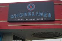 Shorelines Casino Thousand Islands, Gananoque, Canada