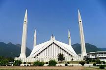 Faisal Mosque, Islamabad, Pakistan