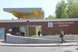 Автобусная станция   Keszthely