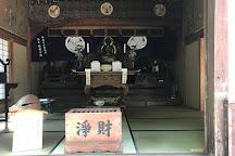 Gesshoji Temple, Matsue, Japan