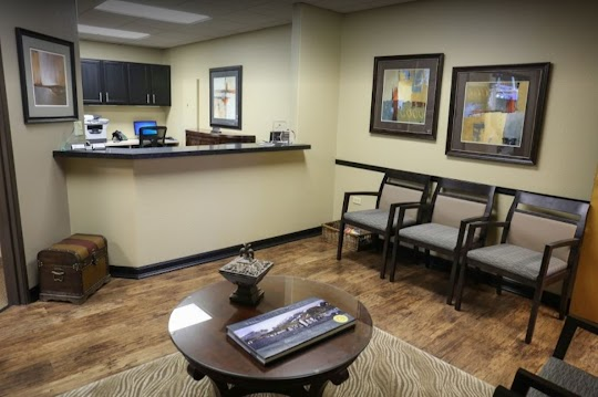 Aspen Springs Dental Interior GMB Post Picture