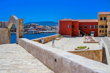 Firkas Fortress, Chania Town, Greece