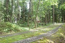 Hakuba Mini Train Park, Hakuba-mura, Japan