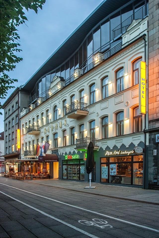Hotel Kaunas litauen