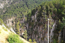 Ponte Tibetano, Claviere, Italy