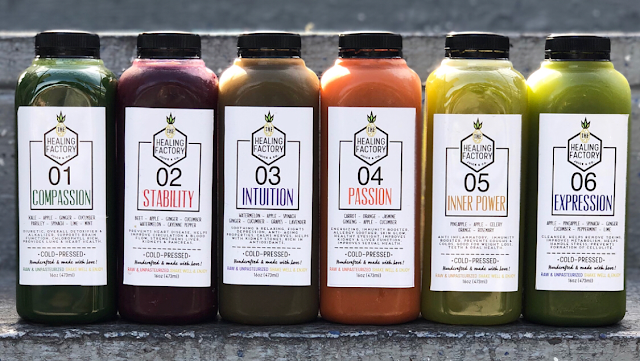 The Healing Factory Juice & Co.