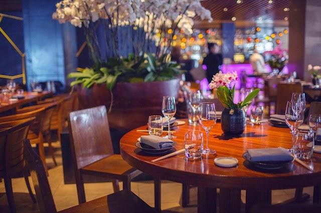 Novikov Restaurant & Bar