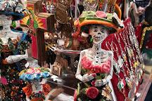 Mercado el Parian, Puebla, Mexico