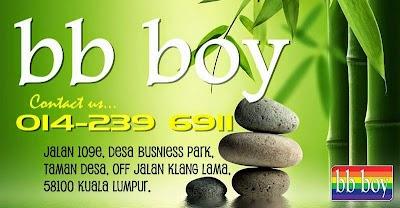 Bb Boy Massage Kuala Lumpur 60 14 239 6911