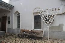 Gumbaz Synagogue, Samarkand, Uzbekistan