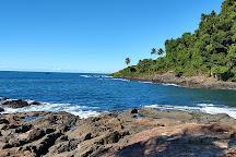 Concha Beach, Itacare, Brazil
