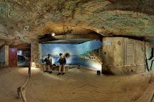 Musee de la Mine du Cap Garonne, Le Pradet, France
