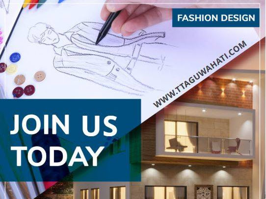 Times And Trends Academy Fashion And Interior Designing Institute In Guwahati