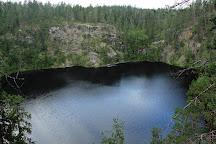 Pakasaivo, Muonio, Finland