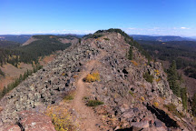 Crag Crest Trail, Mesa (Mesa County), United States