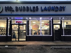 Mr. Bubbles laundry chicago USA