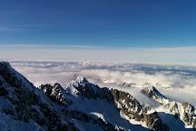 Observatory at the peak, Vysoke Tatry, Slovakia