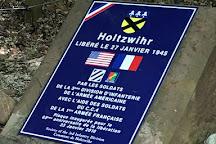 Holtzwihr Memorial to Audie Murphy, Holtzwihr, France