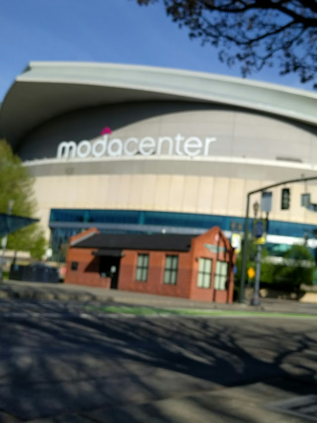 Rose Quarter Transit Center